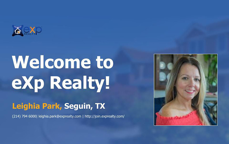 Welcome to EXP Realty Leighia Park