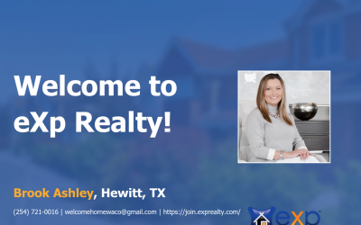 eXp Realty Welcomes Brook Ashley!