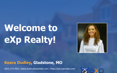 eXp Realty Welcomes Keara Dudley!