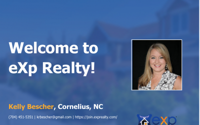 Kelly Bescher Joined eXp Realty!