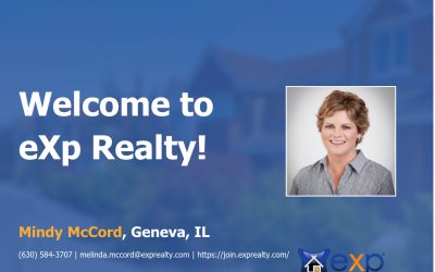 eXp Realty Welcomes Mindy McCord!