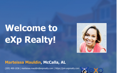 eXp Realty Welcomes Marteissa Mauldin!