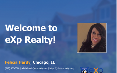 Felicia Hardy Joined eXp Realty!