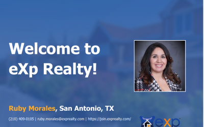 eXp Realty Welcomes Ruby Morales!