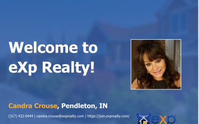 Candra Crouse Joined eXp Realty!