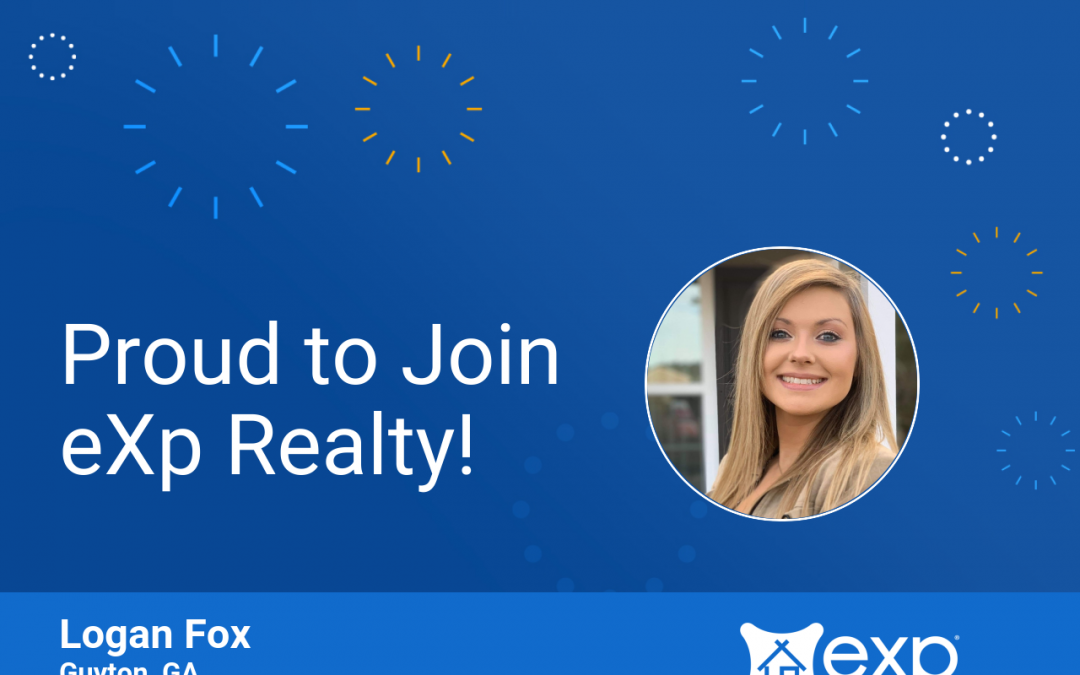 eXp Realty Welcomes Logan Fox!