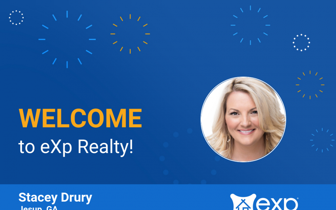 eXp Realty Welcomes Stacey Drury!