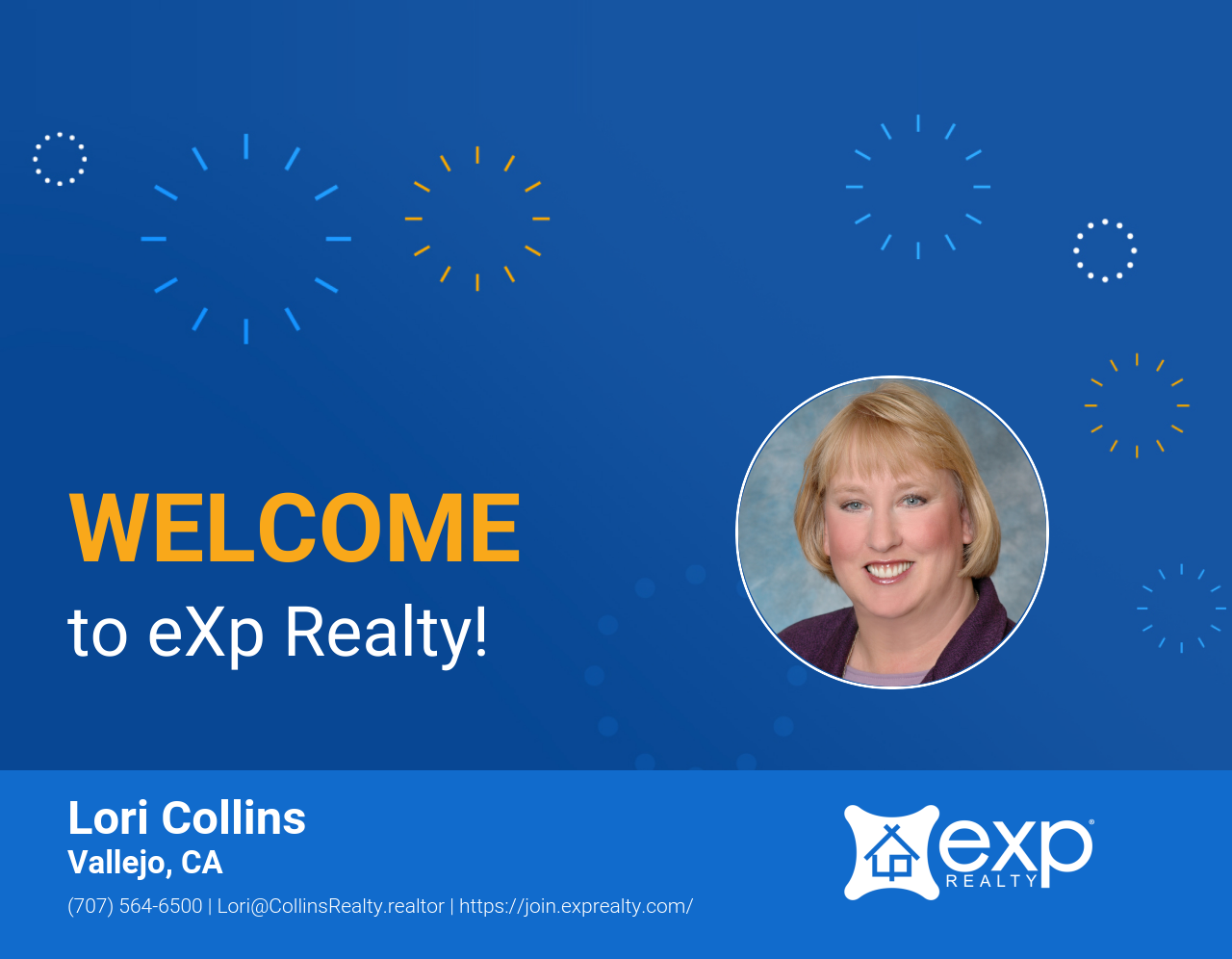 eXp Realty Welcomes Lori Collins!