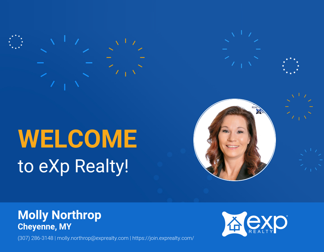 Molly Northrop Joined eXp Realty!