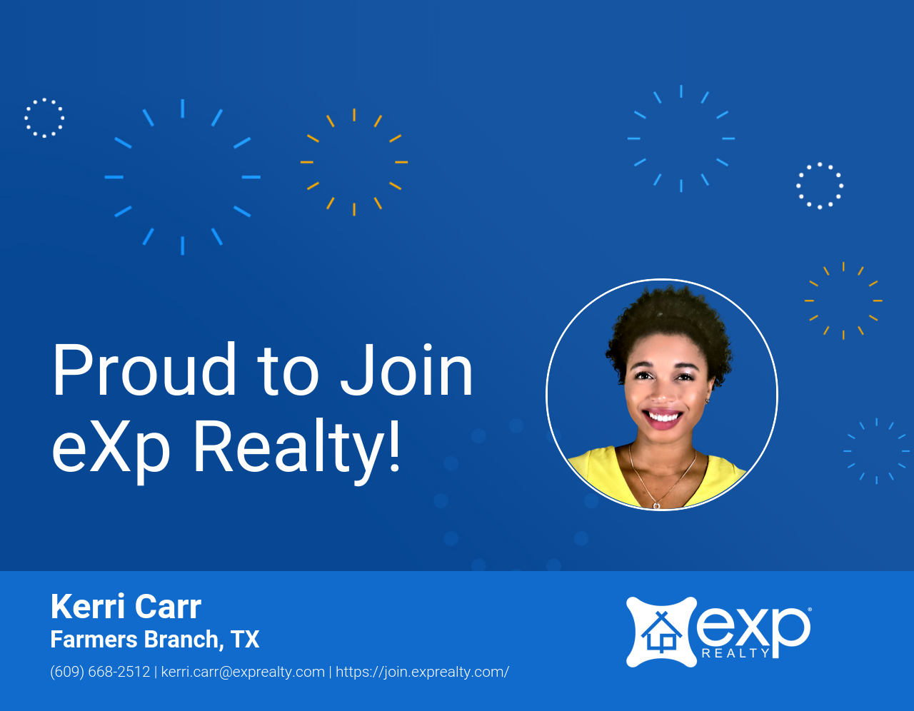 eXp Realty Welcomes Kerri Carr!