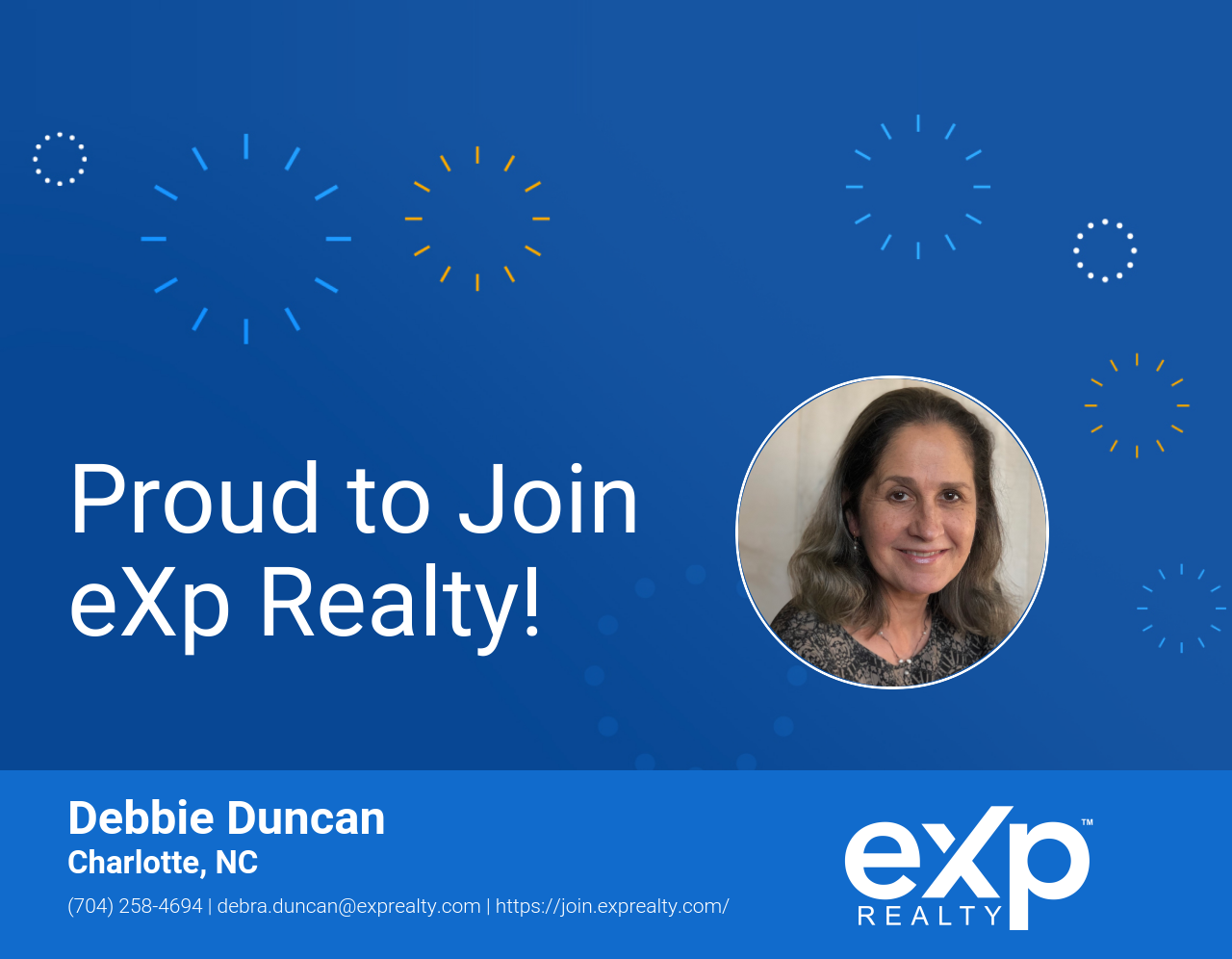 eXp Realty Welcomes Debbie Duncan!