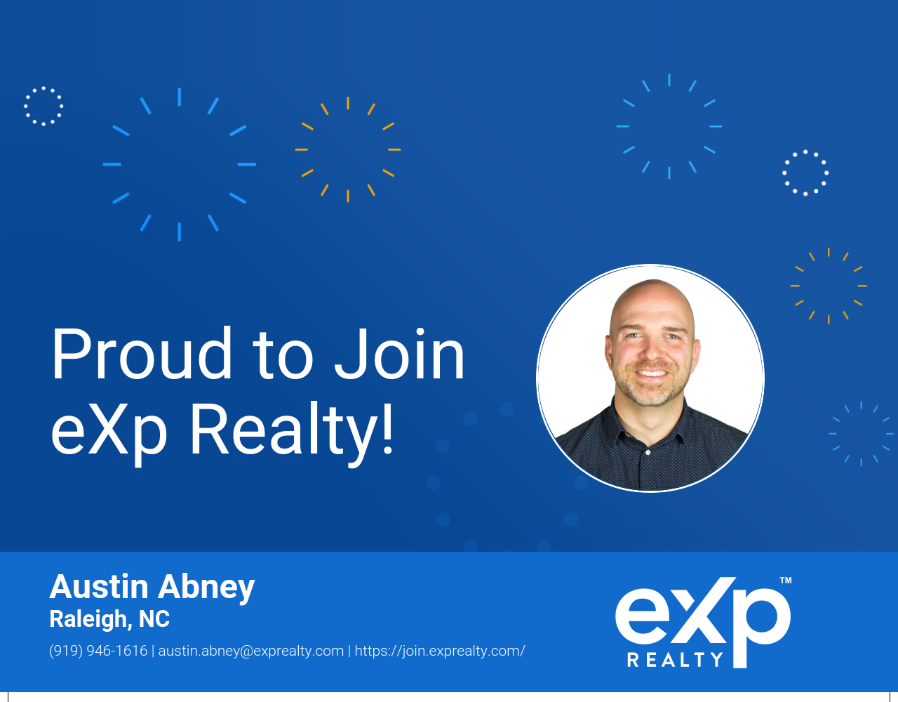 eXp Realty Welcomes Austin Abney!